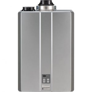 Rinnai RUC98iP Ultra Series Propane Tankless Water Heater, Concentric/Twin Pipe Installation