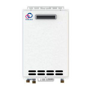 Takagi T-KJr2-OS-LP Outdoor Tankless Water Heater, Natural Gas